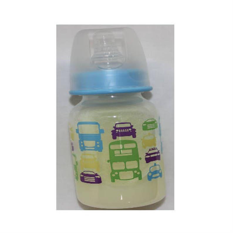 Reborn Doll OOAK Baby Modified Fake Faux Formula Milk Bottle Sealed Nipple