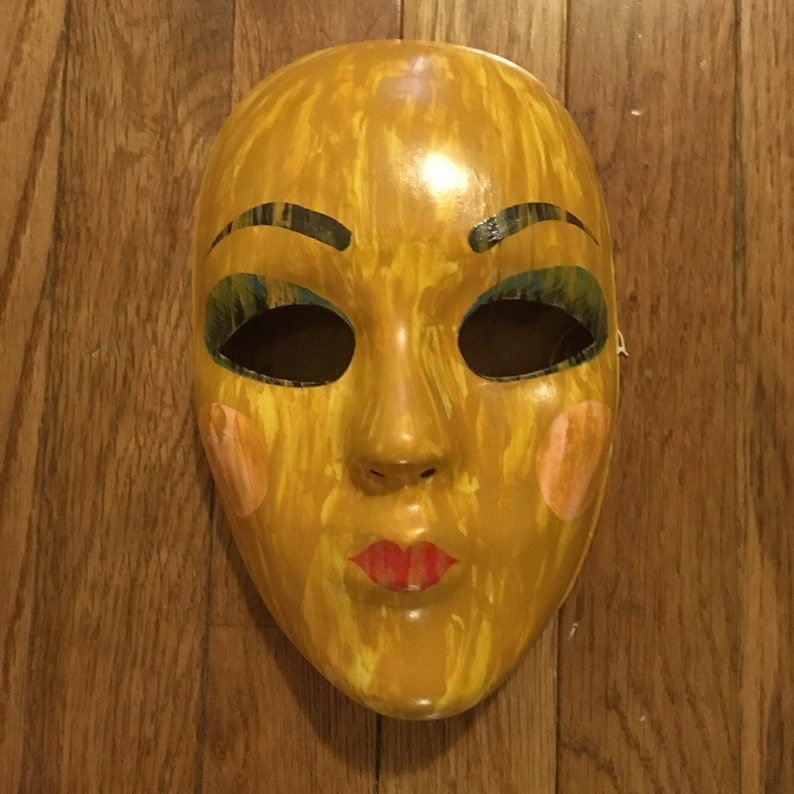 Faded Doll Mask
