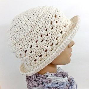 crochet sun hat- crochet sun beanie beach hat summertime hat knit sun hat watermelon beanie watermelon crochet cotton sunbonnet