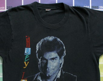 cc20bf428326a Vintage Huey Lewis t shirt