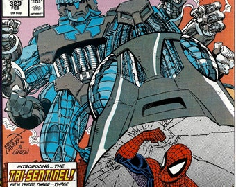 Amazing Spider-Man #329 (1990) Condition VF/NM