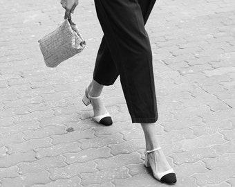 silver clutch - zipper clutch purse - wristlet clutch bag - wristlet purse - evening bag purse - birthday gift for her for mom - TAMARA