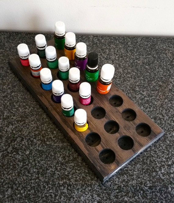 Essential oil storage// Essential oil holder// Essential oil// 24 count tray