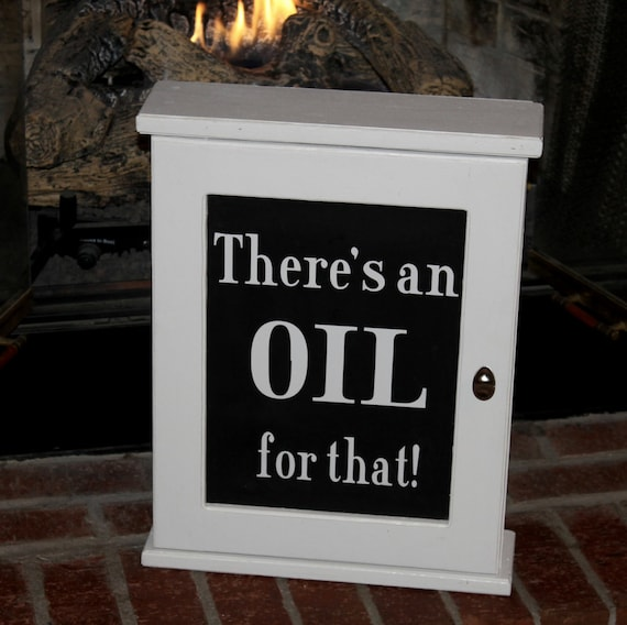 Essental oil storage// Essential oil holder// Essential oil// Oil Cabinet with personalization