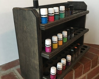 Essential Oil Storage Shelf-90ct - Cody