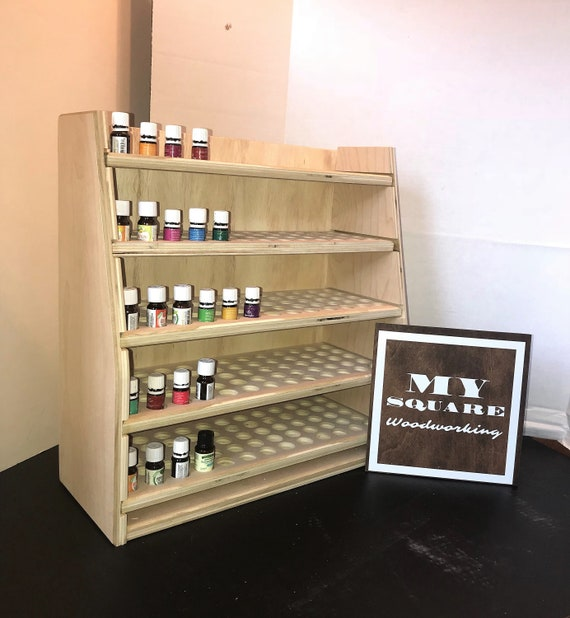 Essental oil storage-Essential oil holder-Essential oil-230 ct count shelf