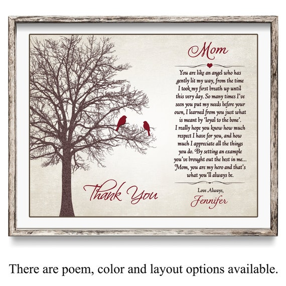 Mom Christmas Gift Mom Gift Mother Gift Mothers Day Gift Etsy