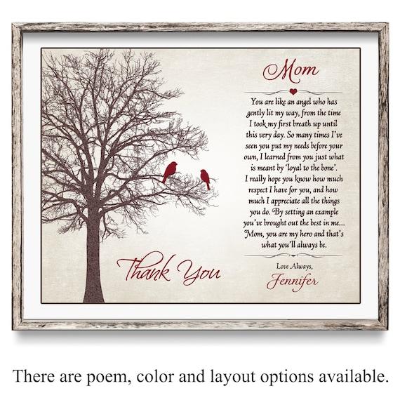 Mutter Weihnachts Geschenk Mutter Geschenk Muttertagsgeschenk Tochter Mutter Geschenk Weihnachtsgeschenk Für Mutter Mutter Gedicht Mutter