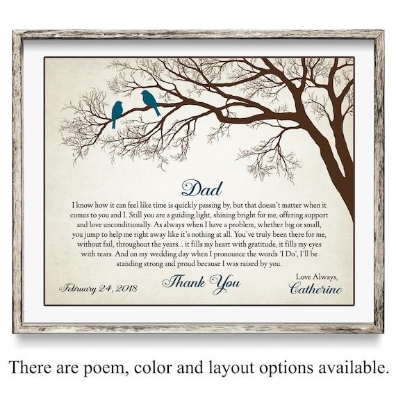 Vater Der Braut Geschenk Vater Der Braut Gedicht Papa Hochzeitsgeschenk Vater Tochter Hochzeitsgeschenk Hochzeitsgeschenk Für Papa Von Der