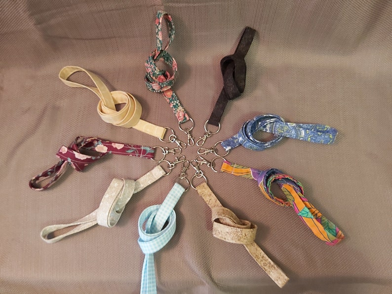 Lanyard  Colour Pack 2 Various Colours image 0