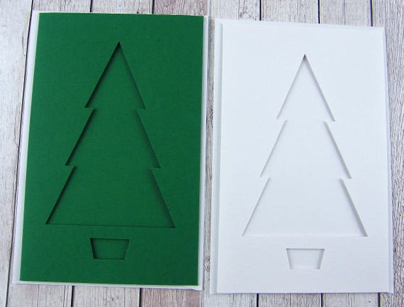 """Perfect for your DIY Greeting Cards 6/"""" x 4/"""" Circle Window//Aperture Card Blanks"""