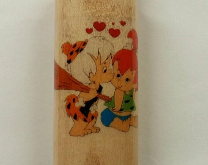 Pebbles Bamm Bamm BIC Lighter Case Holder Sleeve Covers Bam Bam Flintstones