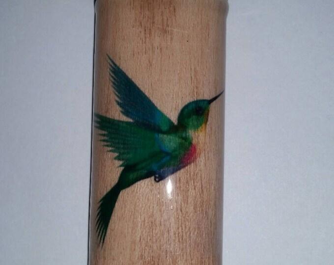 Hummingbird BIC Lighter Case Holder Sleeve Cover