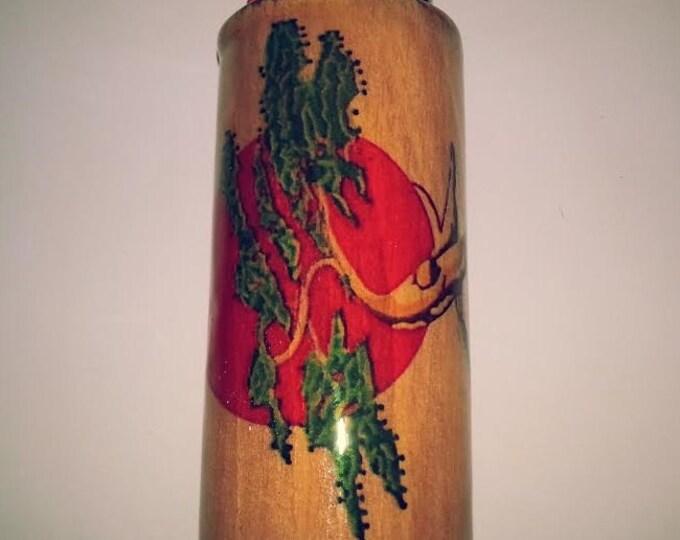 Bonsai Tree Lighter Case,  Lighter Holder, Lighter Sleeve