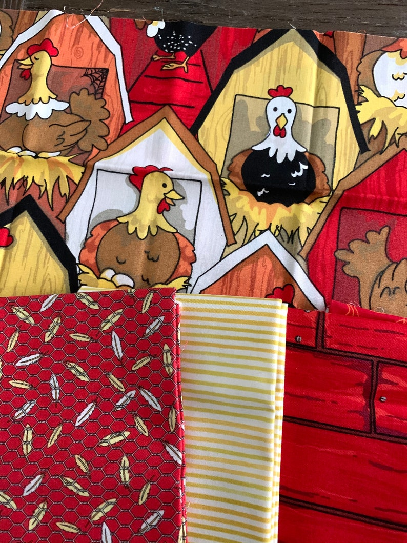 Chickens Roosting   Pre Cuts  Various Manufacturers