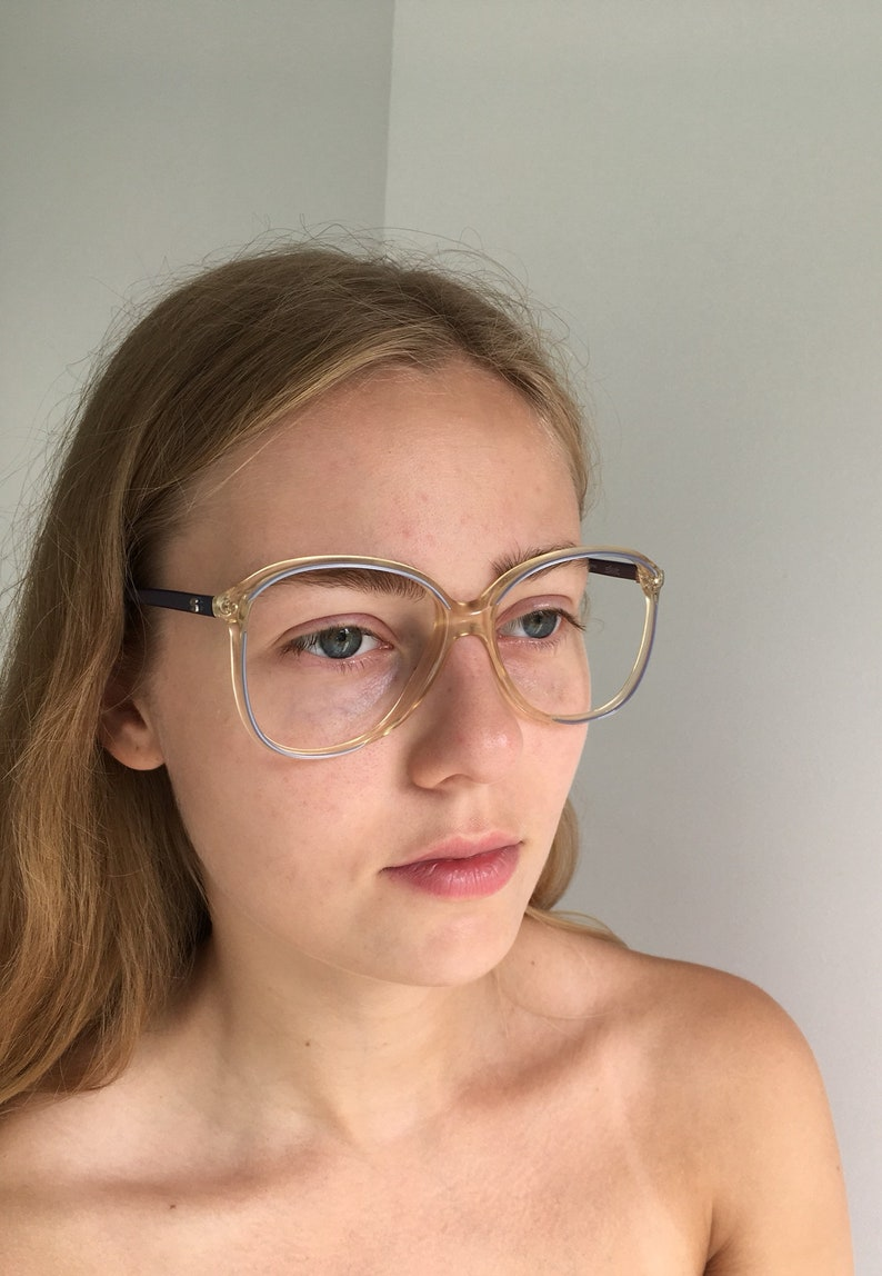 15d9e97353 80 s Silhouette MOD 1068 COL2595 eyeglasses frames Women