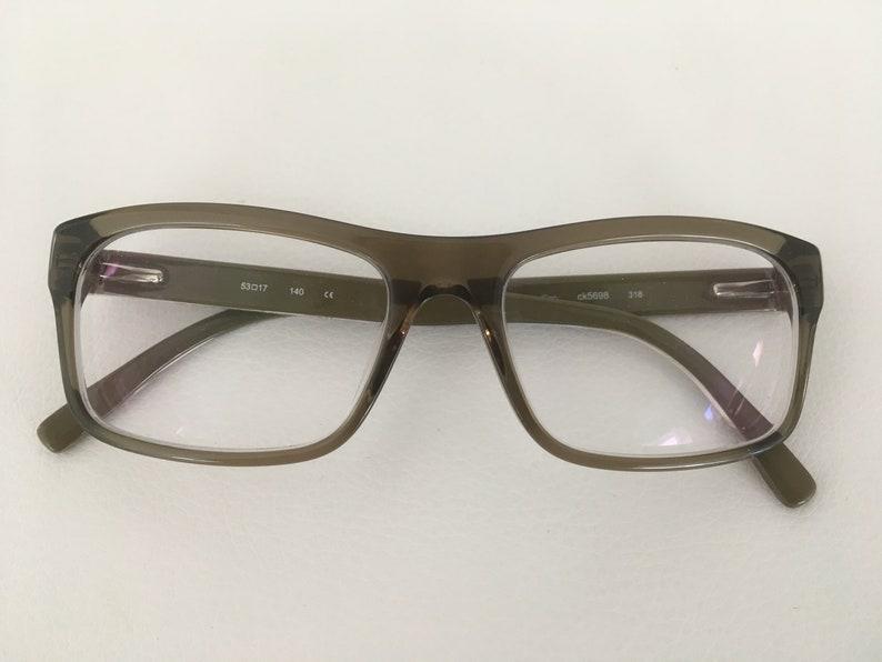 19ea43e6845 CALVIN KLEIN eyeglasses Men eyeglasses 90s CK Eyewear