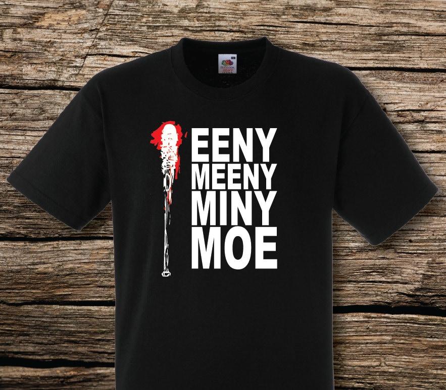 Eeny Meeny Miny Moe T Shirt Funny Christmas Birthday Gift