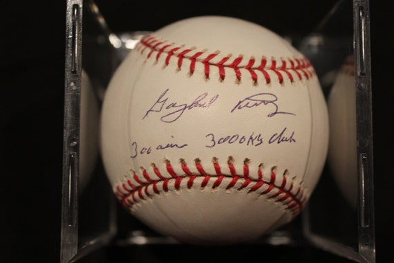 a39f31e5620 Gaylord Perry Autographed Official MLB Baseball w Inscription
