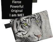 I am Me - White Tiger Art...