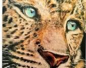 """8x10 w/ Mat - """"Cougar�..."""