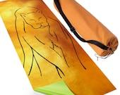 The Golden Lion Yoga Mat ...