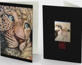 Cougar Art on (3) Blank I...