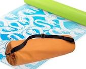 White Dragon Yoga Mat (In...