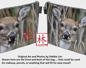 Funny Face Deer Bag - Photos by Debbie Lim