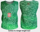 Green Dragon Top, Design ...