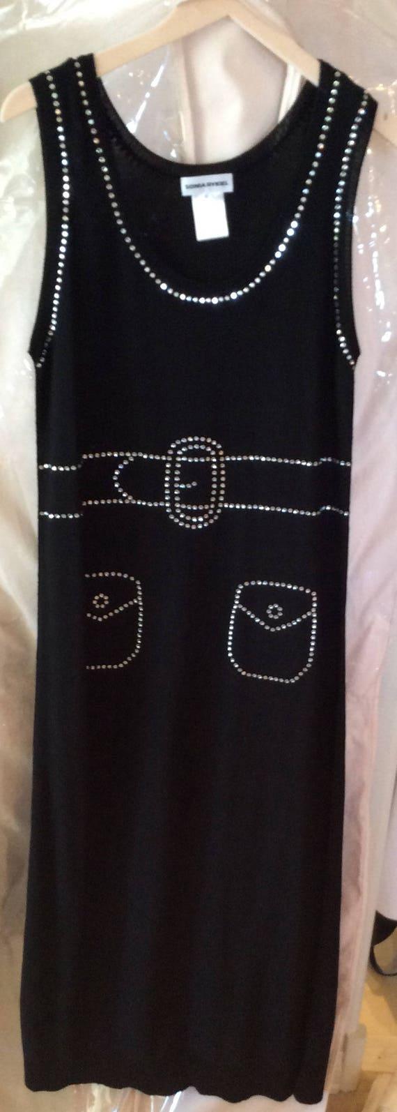 CRYSTAL EMBELLISHED DESIGNER Dress