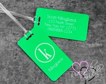 personalized luggage tag, custom luggage tag, luggage tags personalized, engraved luggage tag, personalized custom engraved travel bag tag