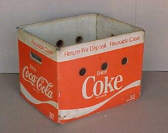 DOLLHOUSE Miniature SIZE  Soda Pop Carton Box # C