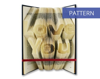 Folded Book Gifts