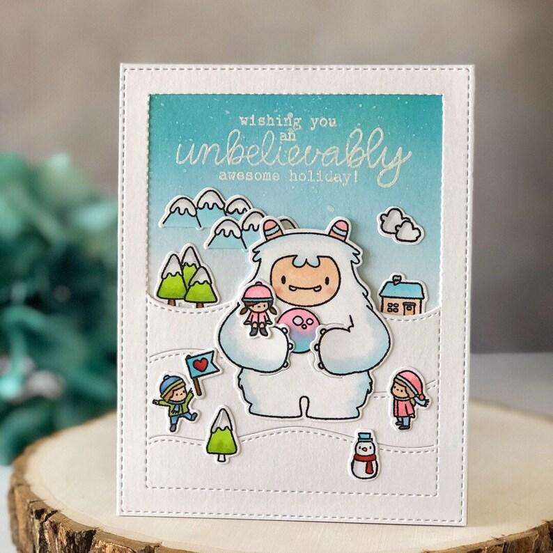 Handmade Christmas Card image 0