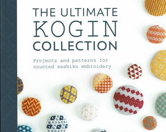 the Ultimate Kogin Collection by Susan Briscoe