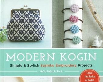 Modern Kogin paperback book
