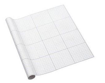 Clover Japan warping paper for 40 cm Sakiori Loom