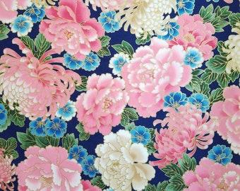 Imperial Collection by Studio RK - Spring Kiku Chrysanthemum, Peony and Sakura Cherry Blossom