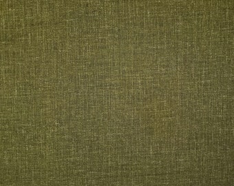 Sevenberry Japan Sevenberry Nara Homespun Collection - Rustic Green Brown Cotton