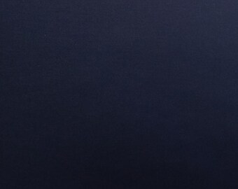 Kona cotton quilting fabric - Indigo blue color #1178
