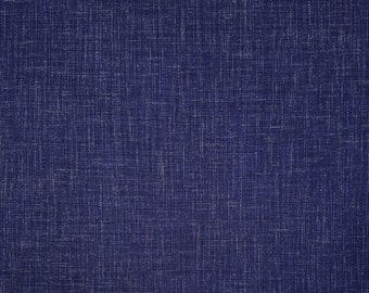 Sevenberry Japan Sevenberry Nara Homespun Collection - Rustic indigo blue Cotton