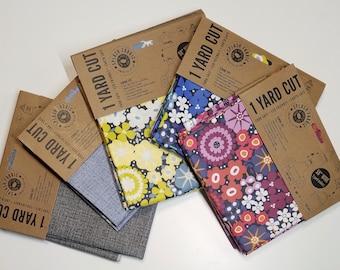 Splash Fabric Ecofriendly Food Safe Laminated Cotton - 1 yard cut