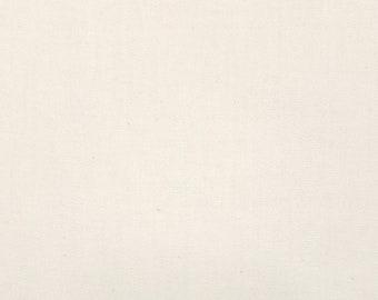 Japanese Senshu double gauze cotton - natural ecru color