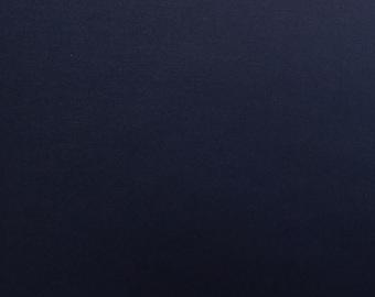 Kona cotton quilting fabric - Indigo blue color #1178