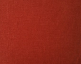 Japanese import New cotton quilting fabric - variegated red-orange