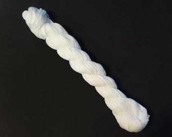 Un-dyed PFD Prepared for Dye Daruma 20/8 kogin thread - 100 meter skein