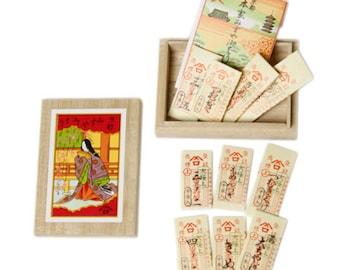 Misuya Japan hand stitching needles box set - 100 needles total - 10 sizes