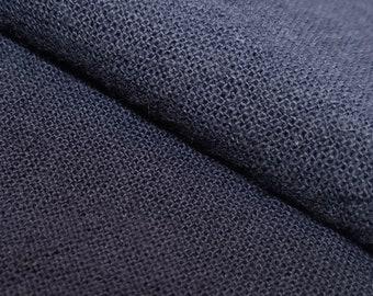 Olympus Japan Azumino-momen hand dyed cotton fabric - Indigo blue