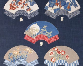 Japanese Quilt Panels